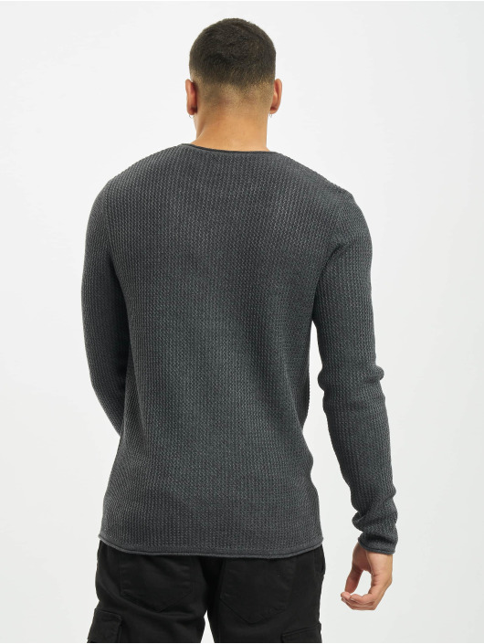 Jack & Jones Swetry jprBlucarlos indygo