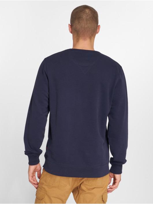 Jack & Jones Swetry jjePique niebieski