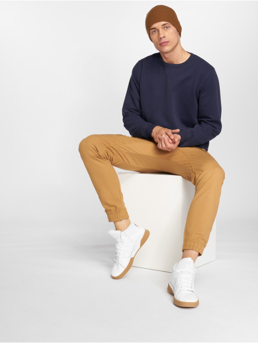 Jack & Jones Swetry jjePique niebieski