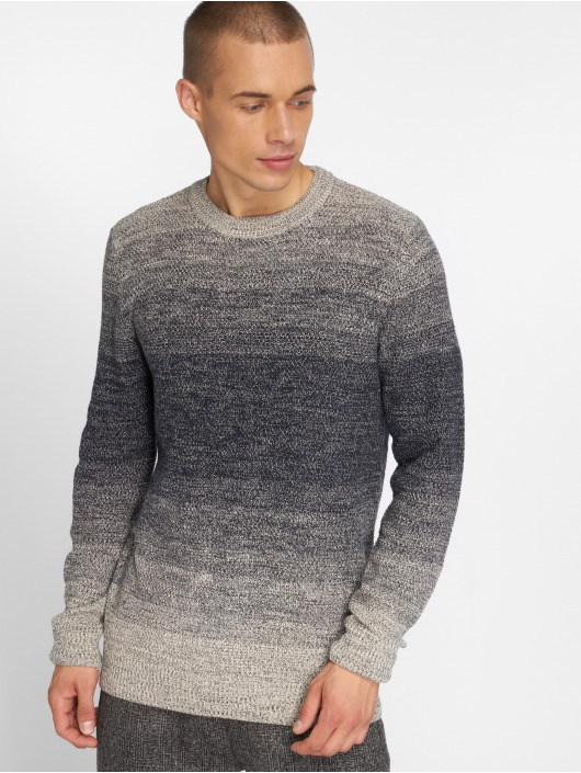 Jack & Jones Swetry jorTwin niebieski