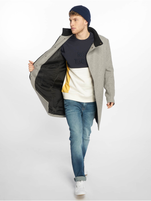 Jack & Jones Swetry Jorfeel niebieski