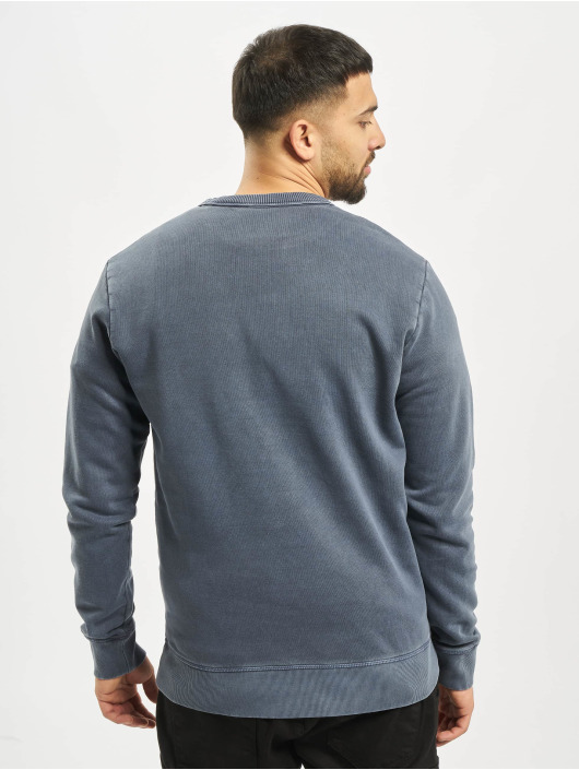 Jack & Jones Swetry jprDye niebieski