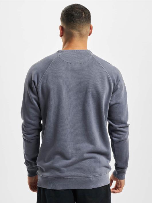 Jack & Jones Swetry jjeJeans Washed niebieski