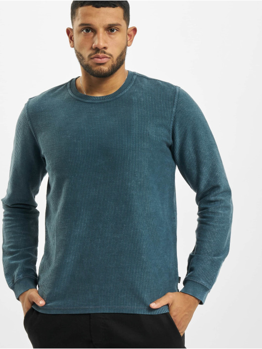 Jack & Jones Swetry jprBlamichael niebieski