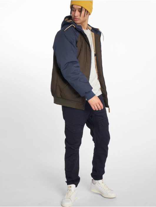 Jack & Jones Swetry jjeUnion Knit szary