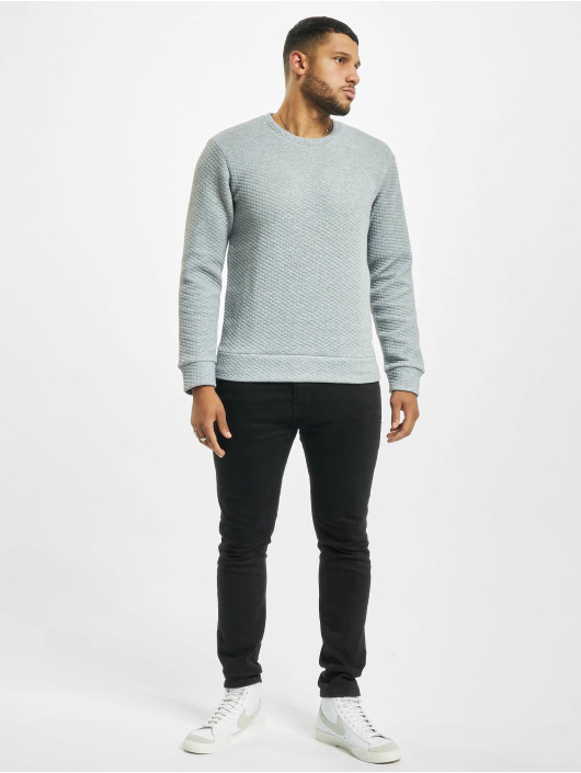 Jack & Jones Swetry jjStructure szary