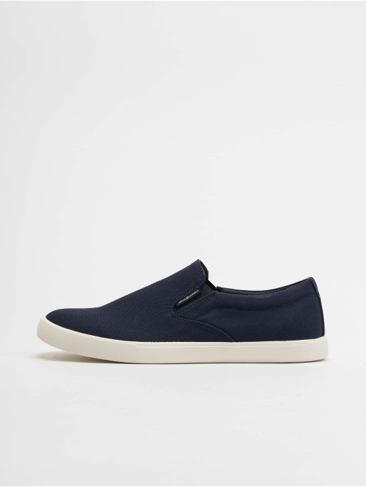 Jack & Jones Tøysko JfwRowden Canvas Slip blå