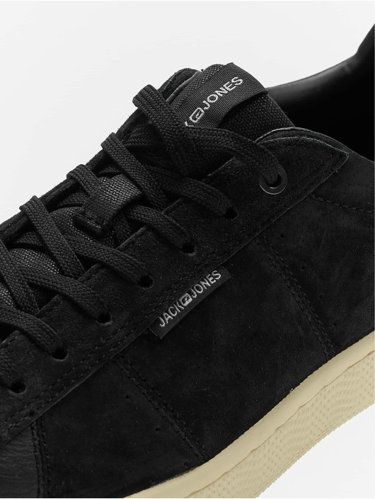 Jack & Jones Tøysko JfwOlly Nubuck svart