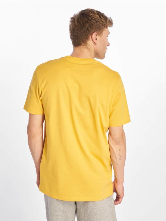 Jack & Jones T-paidat jorTheo keltainen