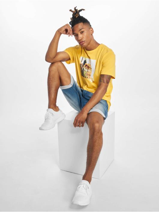 Jack & Jones T-paidat jorHotel keltainen
