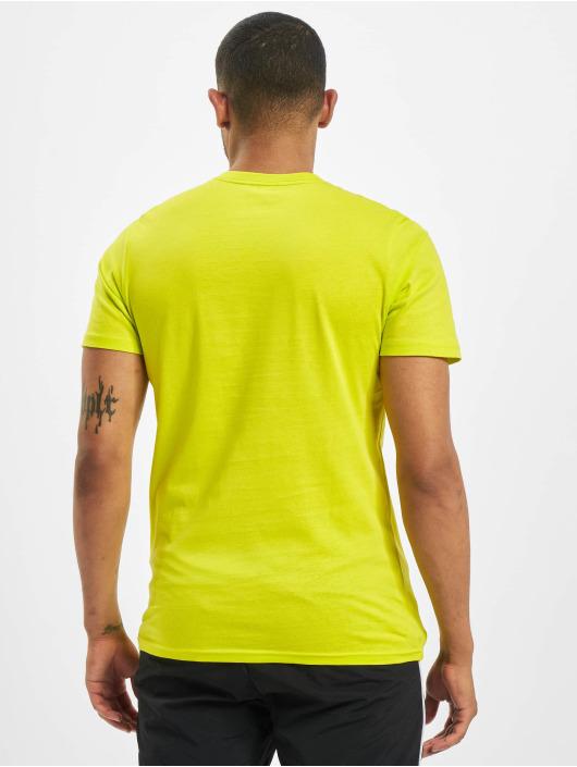 Jack & Jones T-paidat jcoClean keltainen