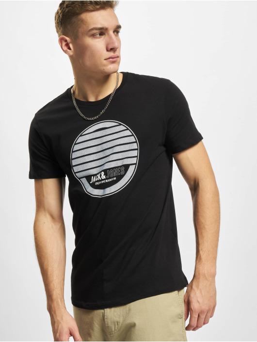 Jack & Jones T-paidat Jjjony musta