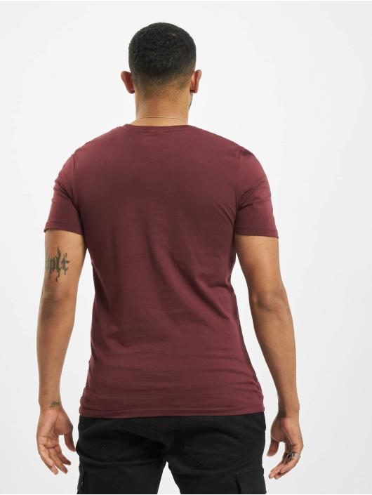 Jack & Jones T-paidat jcoJumbo punainen