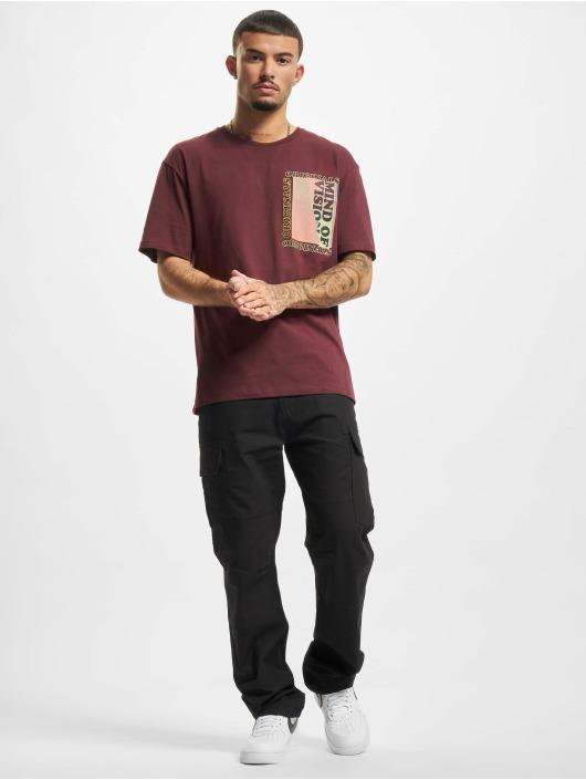 Jack & Jones T-paidat Jorinfinitys punainen
