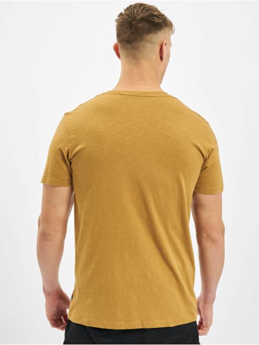 Jack & Jones T-paidat jprBlubryan ruskea