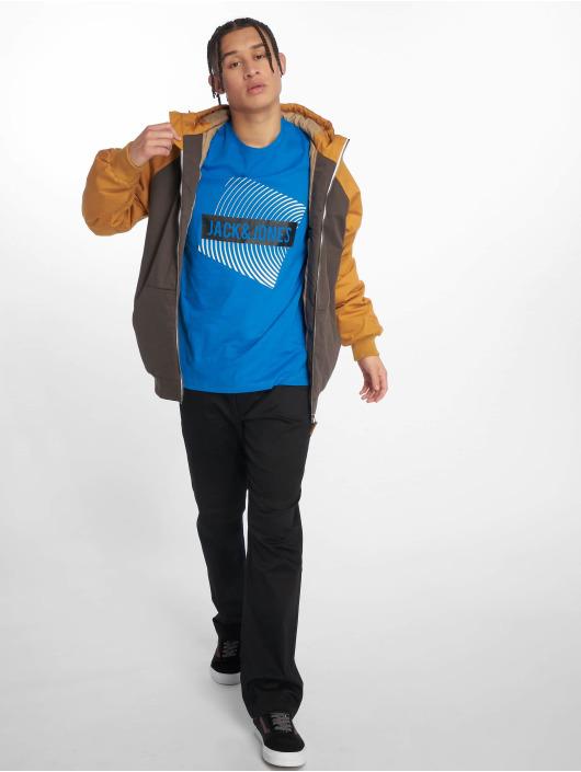 Jack & Jones T-paidat jcoBooster sininen