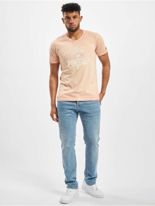 Jack & Jones T-paidat jorAbre vaaleanpunainen