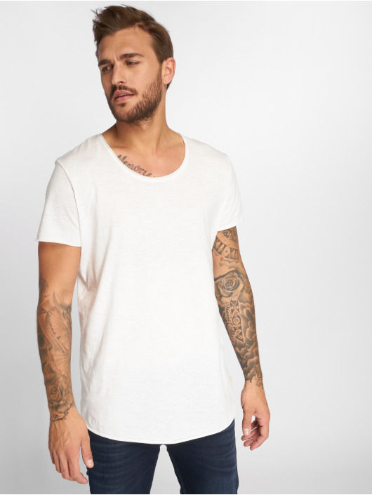 Jack & Jones T-paidat jjeBas valkoinen
