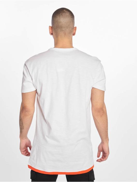 Jack & Jones T-paidat jcoLeaf valkoinen