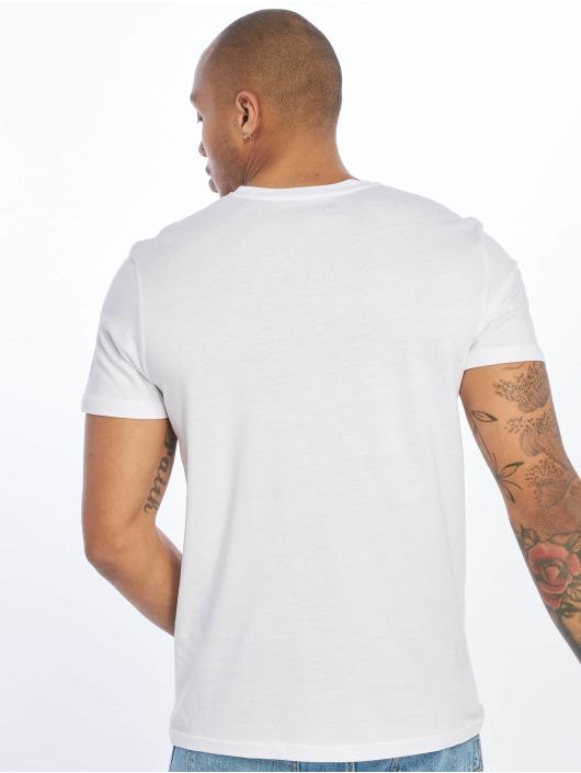 Jack & Jones T-paidat jcoBooster valkoinen