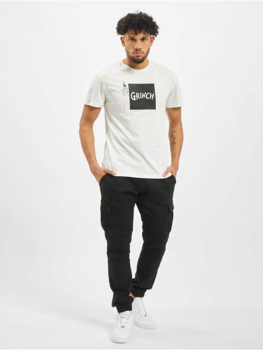 Jack & Jones T-paidat jorGrinch valkoinen