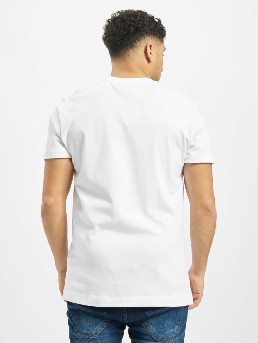 Jack & Jones T-paidat Jjeliam valkoinen