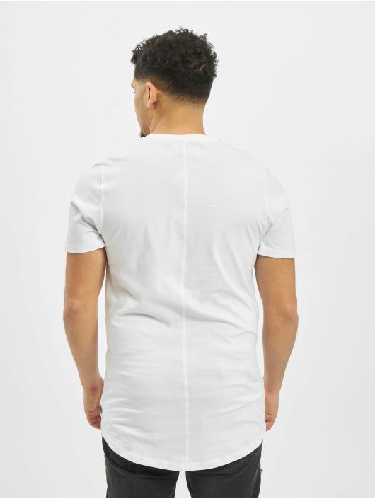 Jack & Jones T-paidat jjeHugo Shortsleeve Crew Neck Noos valkoinen