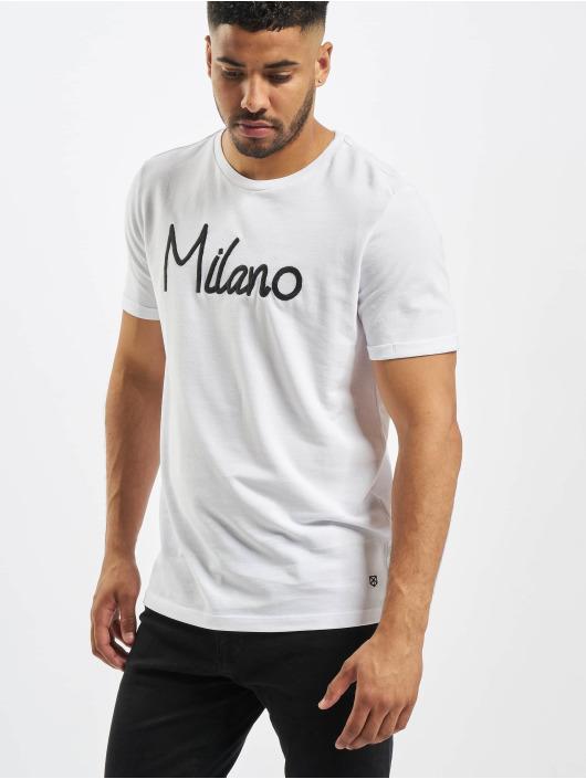 Jack & Jones T-paidat jprHardy valkoinen