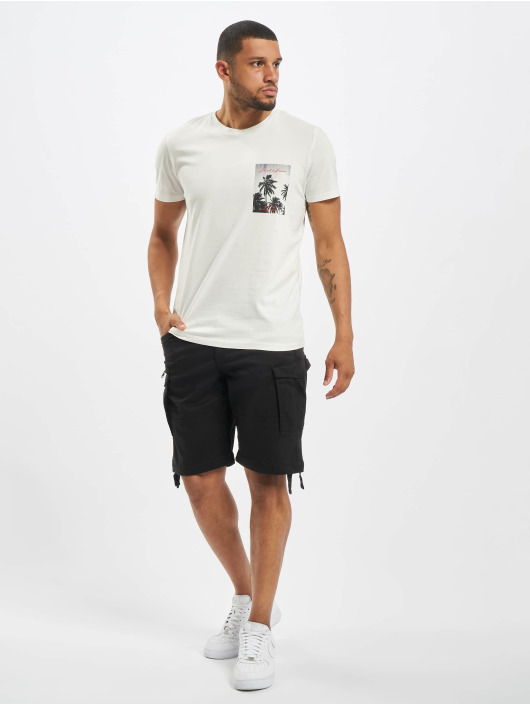 Jack & Jones T-paidat jorHolidaz valkoinen