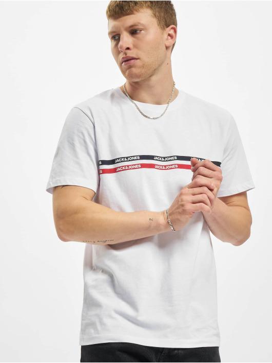 Jack & Jones T-paidat Jjgavin valkoinen