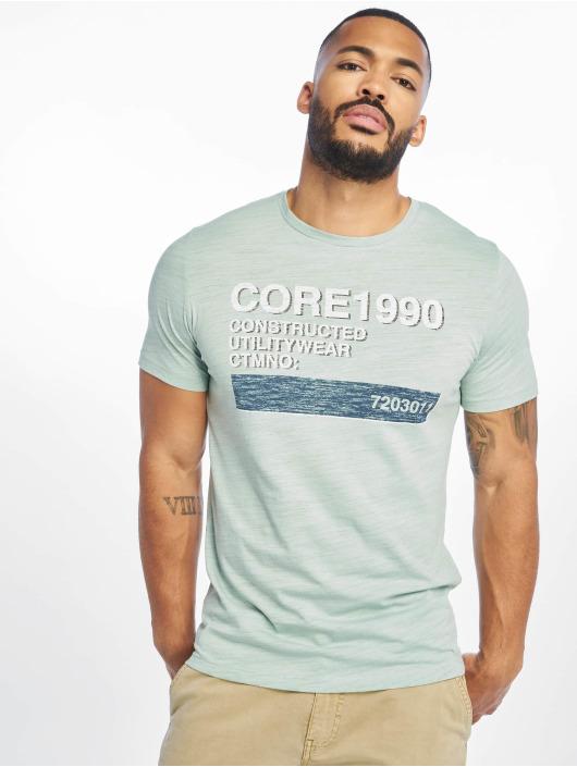 Jack & Jones T-paidat jcoPara vihreä