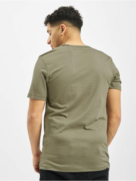 Jack & Jones T-paidat jprLogo vihreä