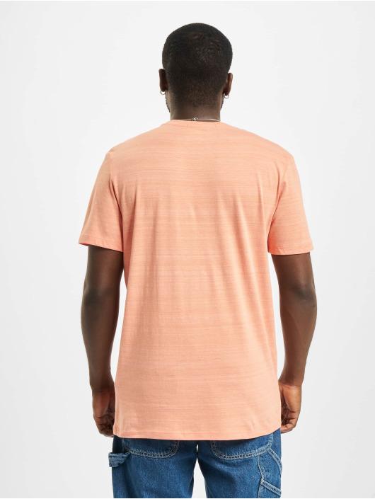 Jack & Jones T-shirt Jorpoolside Crew Neck apelsin