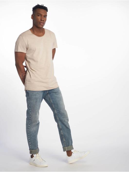 Jack & Jones T-Shirt jjeBas beige