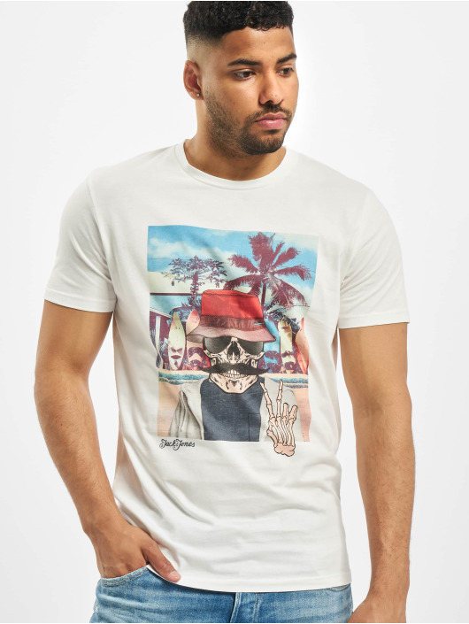 Jack & Jones T-shirt jorRicky bianco