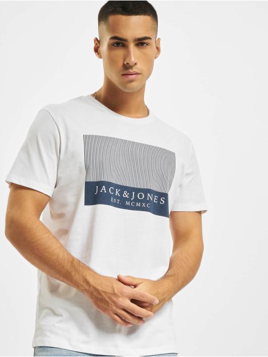 Jack & Jones T-shirt JjStroke bianco