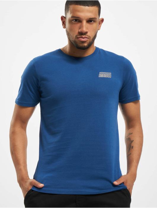 Jack & Jones T-shirt jcoClean blå
