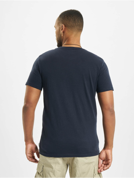 Jack & Jones T-shirt jprBlubryan blå