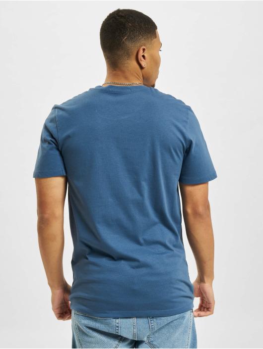 Jack & Jones T-shirt Jorcabana Crew Neck blå