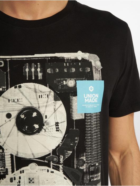 Jack & Jones T-Shirt jcoDatas black