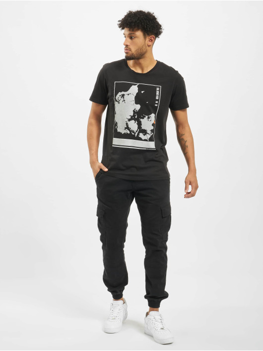 Jack & Jones T-Shirt jcoSoup black