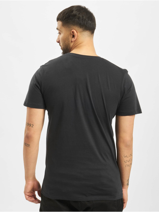 Jack & Jones T-Shirt jorSantaparty black