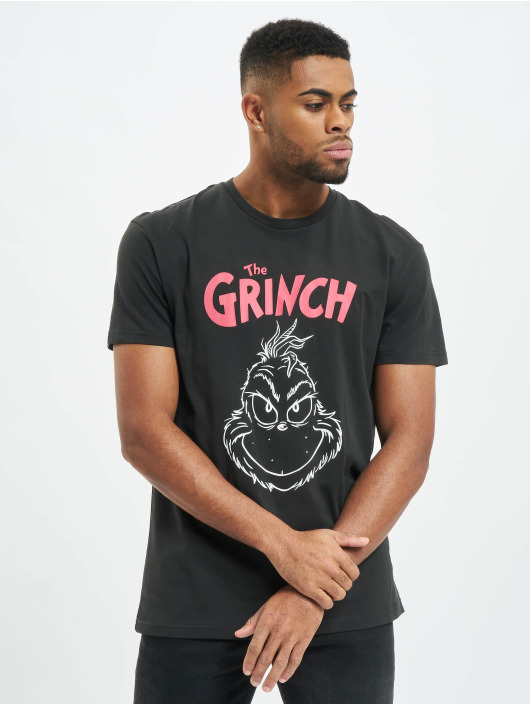 Jack & Jones T-Shirt jorGrinch black