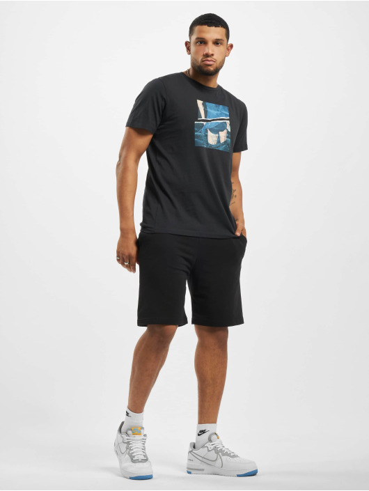 Jack & Jones T-Shirt jorCloseup Organic black