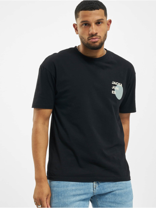 Jack & Jones T-Shirt jjAarhus black