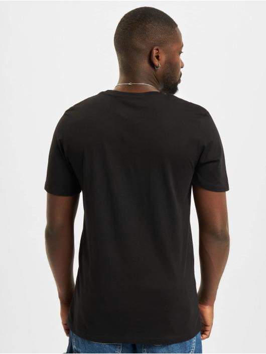 Jack & Jones T-Shirt Jjelogo O-Neck black