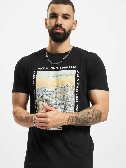 Jack & Jones T-Shirt Jcobooster black