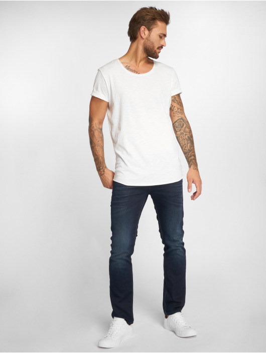 Jack & Jones T-Shirt jjeBas blanc