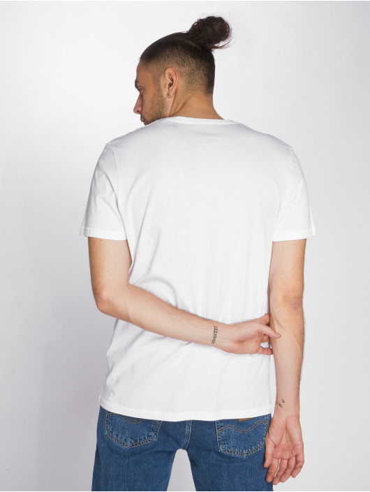 shirt T Jones Jorshakedown Jackamp; Blanc 491821 Homme y8n0OvmwN
