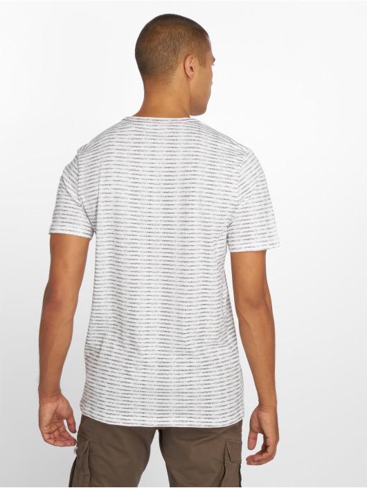 T Jones Homme Blanc Jack 532810 shirt amp; Jortexturestripe TgwqwxXz